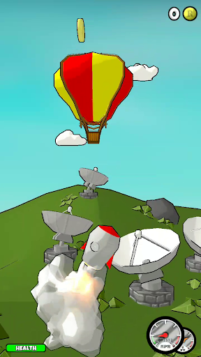 Rocket Craze 3D apkmartins screenshots 1