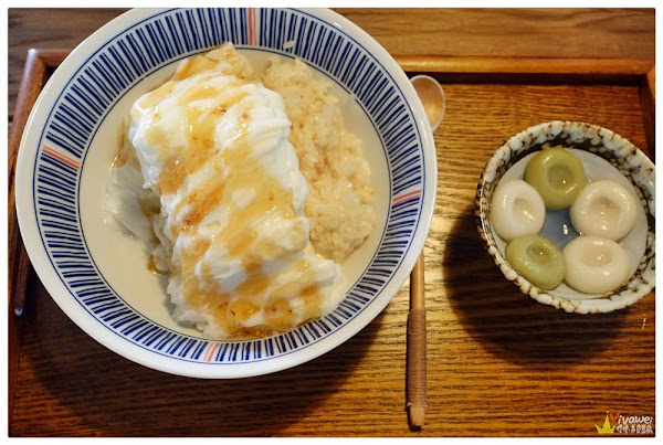 心地日常(花蓮市)-在日式老屋建築內品嚐好吃的桂花蜜酒釀雪花冰!