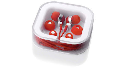 Promotional Custom Branded Earbuds