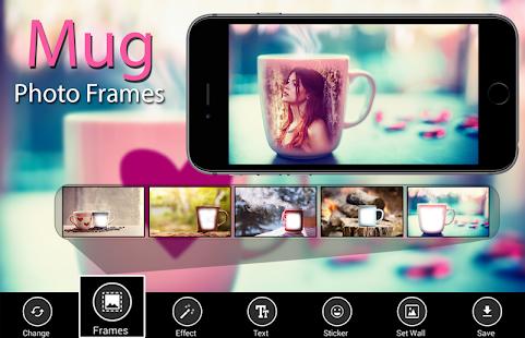 Mug Photo Frames - náhled