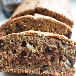 Chocolate Porter Whole Wheat Banana Bread