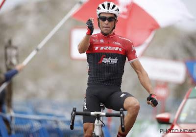Alberto Contador sera consultant pour Eurosport dès la saison 2018.