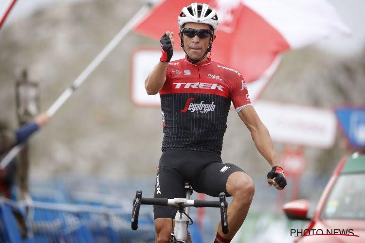 Le nouveau défi d'Alberto Contador