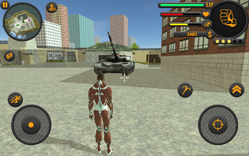 Rope Hero 3 2.1 screenshots 5