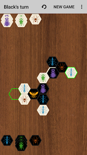 Hive with AI (board game) 9.0.1 screenshots 4