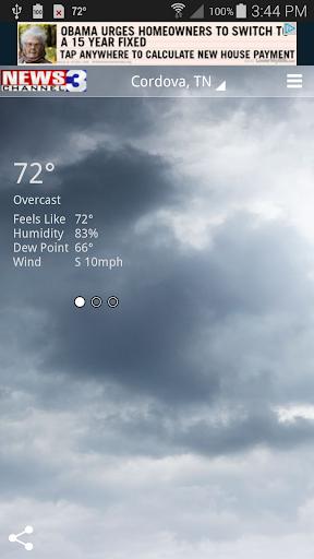 玩免費天氣APP|下載WREG Memphis Weather app不用錢|硬是要APP