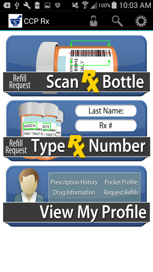 Community Care Pharmacy- screenshot