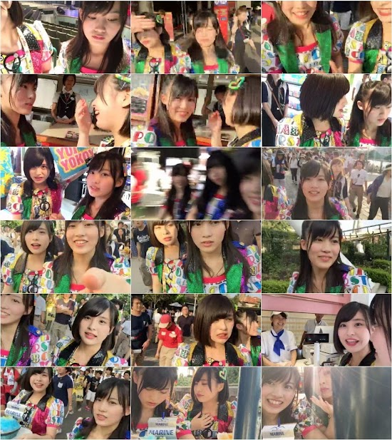 (Web)(360p) SHOWROOM SP AKB48 GROUP選抜 やり過ぎ!サマー 160811