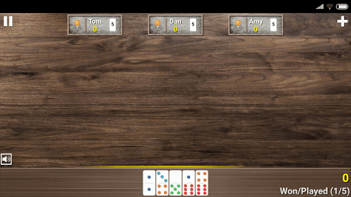 Fives and Threes Dominoes ss2
