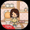 TOCA Life World Town Free Tips icon