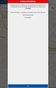 Taxi Directo- screenshot thumbnail