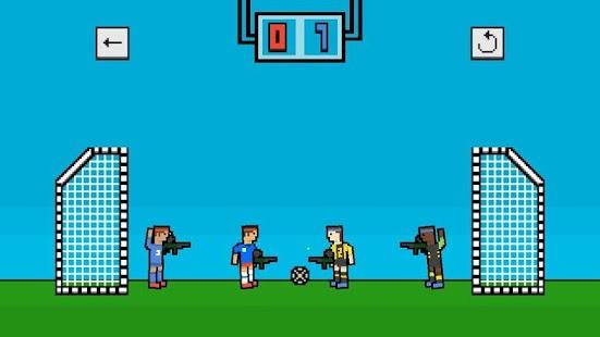 Stupid Soccer - náhled