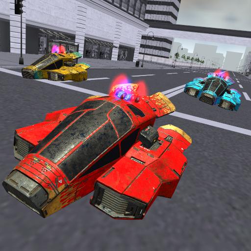 模擬App|警察の車の犯罪ユニット3Dを置い LOGO-3C達人阿輝的APP