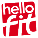 hello fit icon