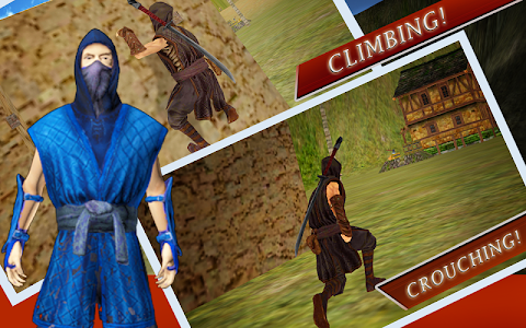 Ninja Warrior Assassin 3D v1.1.2