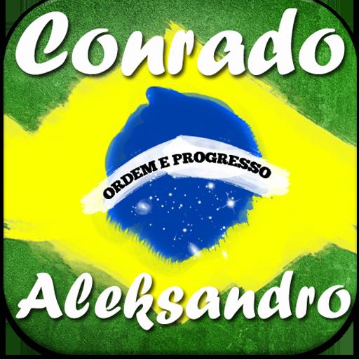 Conrado e Aleksandro 2016