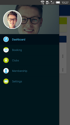 android Active Classes Screenshot 1