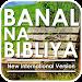 Niv Bible Tagalog: Filipino Icon