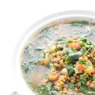 Lebanese Lentil Soup Recipes.