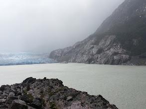 Photo: Glacier Grey, Patagonia at Torres Del Paine