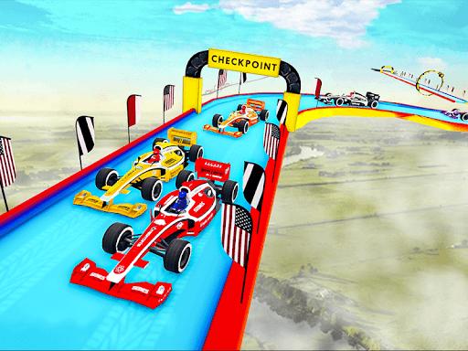 Gt Formula Car Racing Stunts : Impossible Tracks 1.3 screenshots 12
