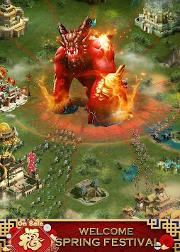 Clash of Kings apk screenshot