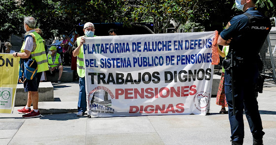 Pensiones, una reforma insuficiente