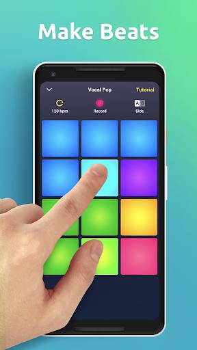 Drum Pad Machine - Beat Maker 2.1.0 screenshots 1