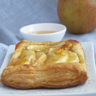Apple and Honey Tarts for Rosh Hashanah
