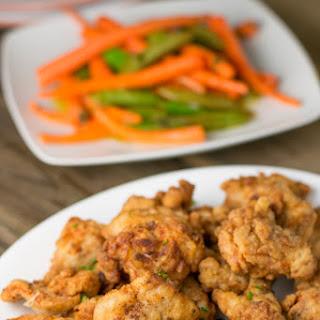 Chicken Chicharrones.