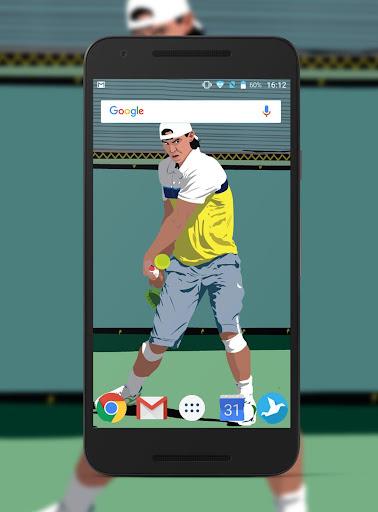 Rafael Nadal Wallpaper HD  screenshots 4
