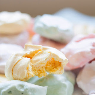 Fruity Meringue Cookies {Guest Post}