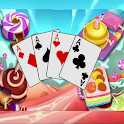Candy Saga Solitaire - Counting Number icon