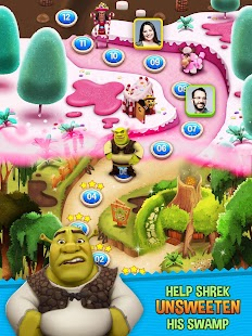 Shrek Sugar Fever- screenshot thumbnail