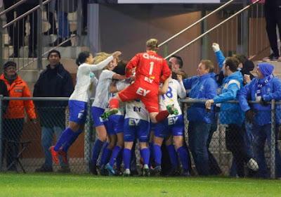 Maken de KAA Gent Ladies nu ook de competitie opnieuw spannend in Anderlecht?