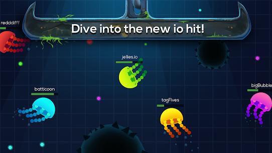 Jellies.io Deep Oceanwar 1