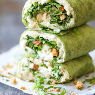 Chicken Breast Wraps Recipes