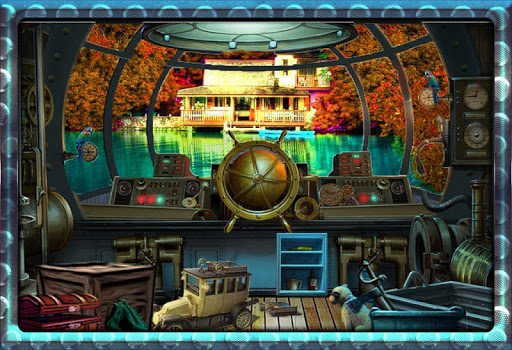Arcane Hidden Objects Game