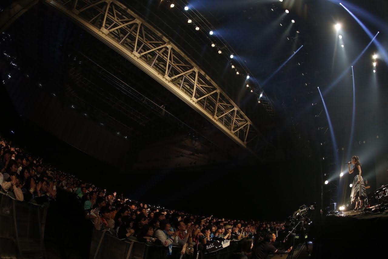 【迷迷現場】COUNTDOWN JAPAN 18/19 阿部真央 極富能量的演出迎接新的一年