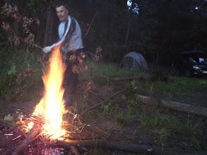 Photo: Ogień tradycyjnie :)