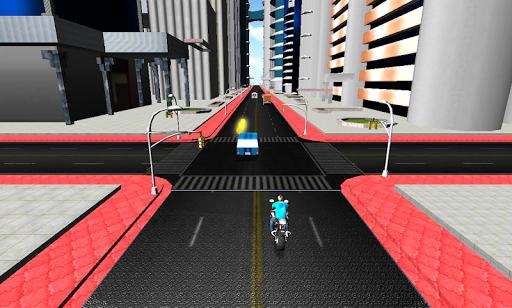 Bike City Highway screenshot 1