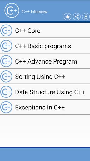 C++ Interview