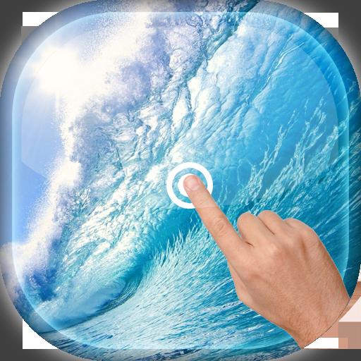 Magic Wave - Ocean LWP