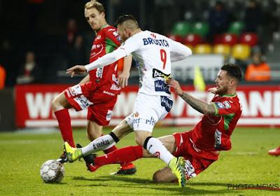 """Enfin ! Mathias Bossaerts a obtenu du temps de jeu : """"De nouveau un footballeur"""""""