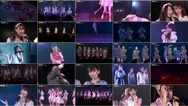 191215 (1080p) AKB48 湯浅順司「その雫は、未来へと繋がる虹になる。」公演 高橋彩香 生誕祭 DMM HD