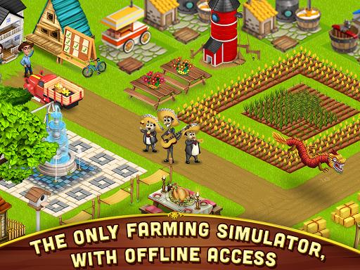 Big Little Farmer Offline Farm screenshot 11