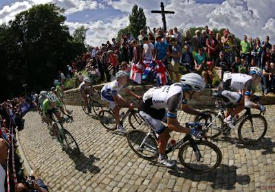 """Tien jaar na parcourswijziging en het uit de Ronde laten van de Muur: """"Finale mooier geworden"""" vs """"Mis oude parcours"""""""