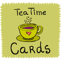 Teatime Greeting Cards FREE icon