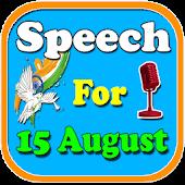 Tải 15 August Speech in English APK