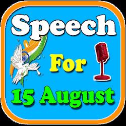 15 August Speech in English